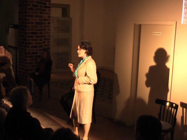 Theater zur weiten Welt im Scharff'schen Haus