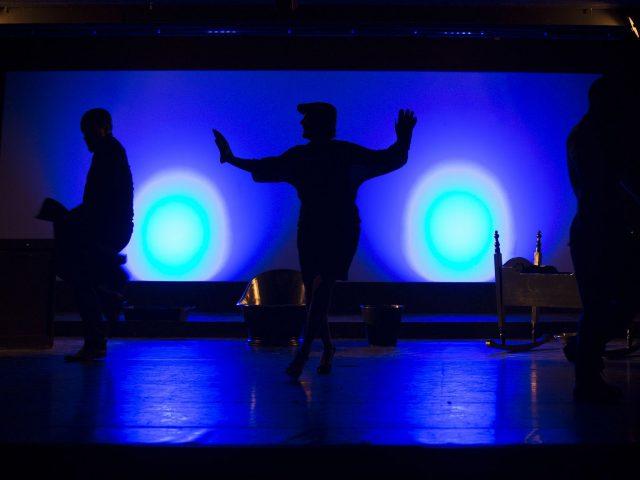 Schattentanz und Tanz der Schatten. Theater zur weiten Welt, Lüneburg