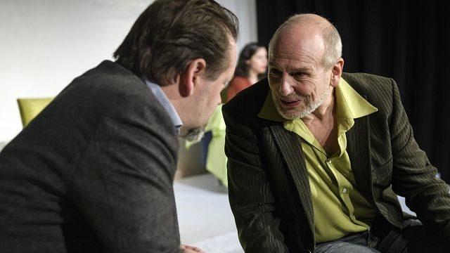 Die Wunderübung von Daniel Glattauer, Theater zur weiten Welt. Valentin und der Herr äh Doktor
