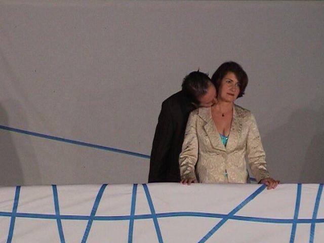 Sommertheater 2009 in Lüneburg, Theater zur weiten Welt, Agnes Müller und Raimund Becker-Wurzwallner