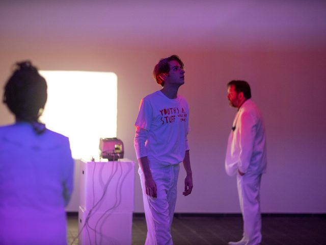 Ensemble, Bald sind wir alt, Regie: Laura Remmler, Kulturbäckerei, Lüneburg