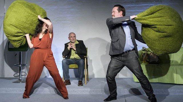 Birgit Becker, Frank Hangen und Raimund Becker-Wurzwallner