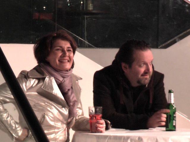 alte Freunde. wohnen. unter glas. Theater zur weiten Welt in Lüneburg