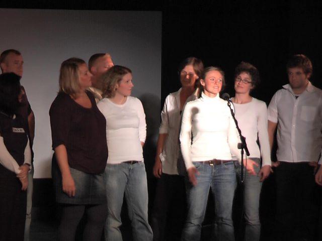 Ein partizipatives Theaterprojekt gefördert von Vielfalt tut gut