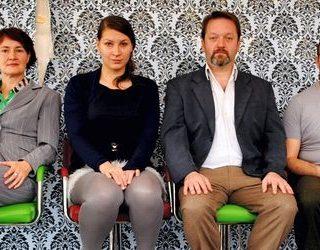 Agnes Müller, Olga Prokot, Raimund Becker-Wurzwallner, Manuel Luna Homeyer