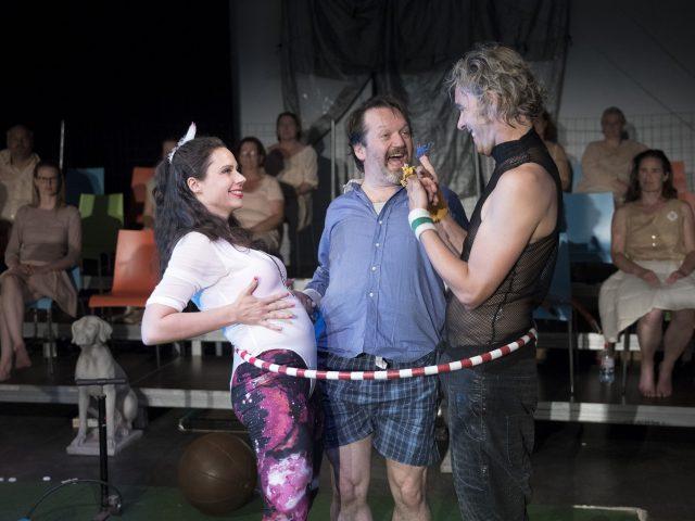 Birgit Becker, Raimund Becker-Wurzwallner, Henning Karge