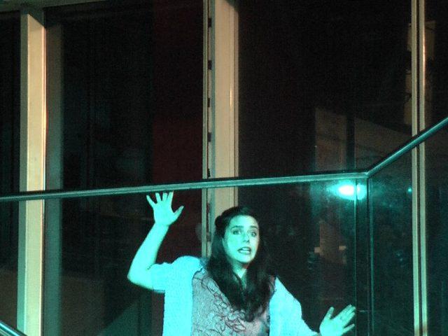 Wohnen. Unter Glas. Von Ewald Palmetshofer. Theater zur weiten Welt, Lüneburg